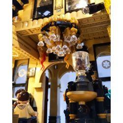 XIPOO XP93220 93220 Xếp hình kiểu Lego CREATOR Starbucks Coffee Starbucks Selection Coffee Shop Street Chế độ Xem Phố Của Cửa Hàng Cà Phê Chọn Lọc Của Starbucks 3480 khối