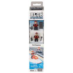 MEGA BLOKS 221 Xếp hình kiểu Lego CITY First Response Phản Hồi đầu Tiên 43 khối