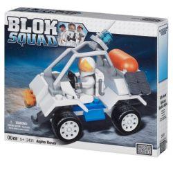 MEGA BLOKS 2431 Xếp hình kiểu Lego CITY Alpha Rover Alpha Rover. 56 khối