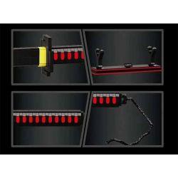 DK 1501 MOULDKING MOULD KING 1501 Xếp hình kiểu Lego BLOCK GUN Death Bleach Sky Lock Chi Yue 1 1 Sky Lock Zhanyue 1 1 898 khối