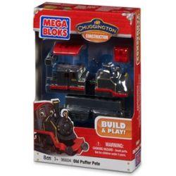 MEGA BLOKS 96604 Xếp hình kiểu Lego PET Old Puffer Pete Puffer Cũ Pete. 8 khối