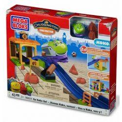 MEGA BLOKS 96624 Xếp hình kiểu Lego Go Koko Go! Good Here! Đây Và đó! 43 khối