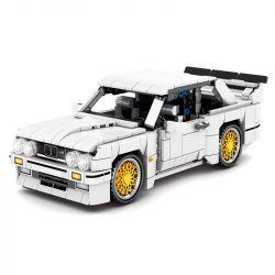 SHENG YUAN SY 8305 Xếp hình kiểu Lego TECHNIC Tribute BMW E30 BMW E30. 678 khối
