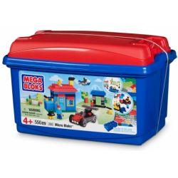 MEGA BLOKS 266 Xếp hình kiểu Lego Micro Bloks Micro- Vi Mô 550 khối