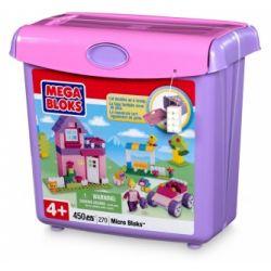 MEGA BLOKS 270 Xếp hình kiểu Lego Micro Bloks Micro- Vi Mô 450 khối