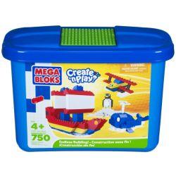 MEGA BLOKS 295 Xếp hình kiểu Lego Endless Building! Unlimited Construction Bản Dựng Không Giới Hạn 750 khối