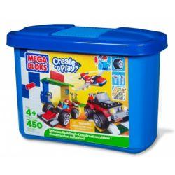 MEGA BLOKS 2109 Xếp hình kiểu Lego Ultimate Building! Ultimate Construction Bản Dựng Cuối Cùng 450 khối