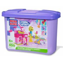 MEGA BLOKS 2110 Xếp hình kiểu Lego Fun Building! Vui Vẻ để Xây Dựng 475 khối