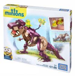 MEGA BLOKS CPC51 Xếp hình kiểu Lego DINO Dino Ride Dinosaur Mount Thú Cưỡi Khủng Long 421 khối