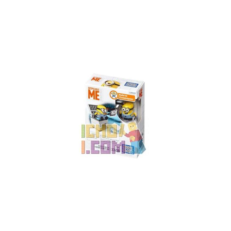 MEGA BLOKS DKY82 Xếp hình kiểu Lego Copy Chaos Copy Confusion Sao Chép Nhầm Lẫn 33 khối