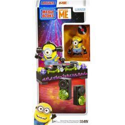 MEGA BLOKS 94808 Xếp hình kiểu Lego Dance Party Prom Dạ Hội 33 khối