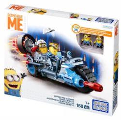MEGA BLOKS DPG71 Xếp hình kiểu Lego MOTO Motorcycle Mayhem Motorcycle Riots Bạo Loạn Xe Máy 160 khối