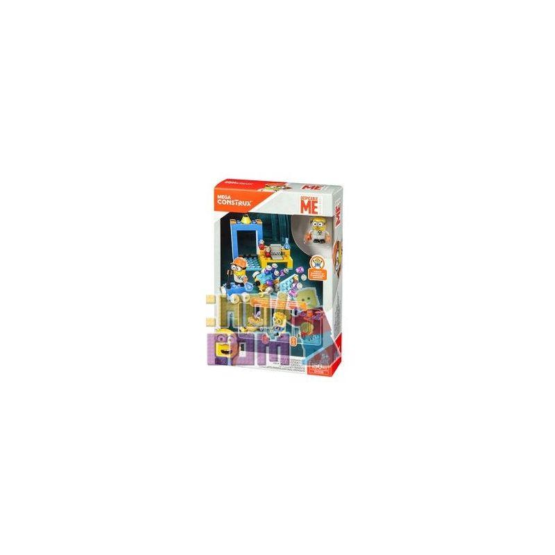 MEGA BLOKS DYD38 Xếp hình kiểu Lego BOOST Despicable Booster Pack Despicable I Booster Package Gói Tăng Cường Despicable Me 150 khối