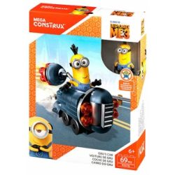 MEGA BLOKS FDX76 Xếp hình kiểu Lego Gru's Car GRU's Car Xe Của Gru 69 khối