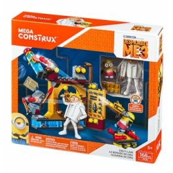 MEGA BLOKS FFJ35 Xếp hình kiểu Lego Dru's Lair Dru's Nest Tổ Của Dru. 168 khối