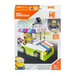 MEGA BLOKS FND01 Xếp hình kiểu Lego Ice Cream Truck Joyride Xe Bán Kem 87 khối
