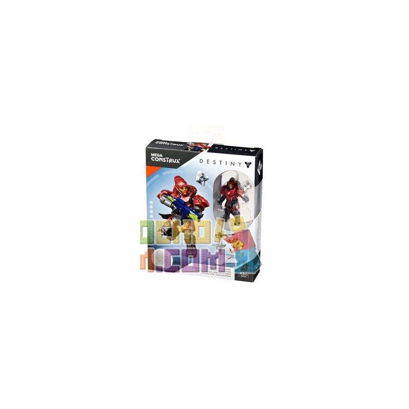 MEGA BLOKS DXD70 Xếp hình kiểu THE LEGO NINJAGO MOVIE Titan Ruin Wings Armory Fate Mrs. Titan Ruin Wings Titan Ruin Wings 'Armory 43 khối