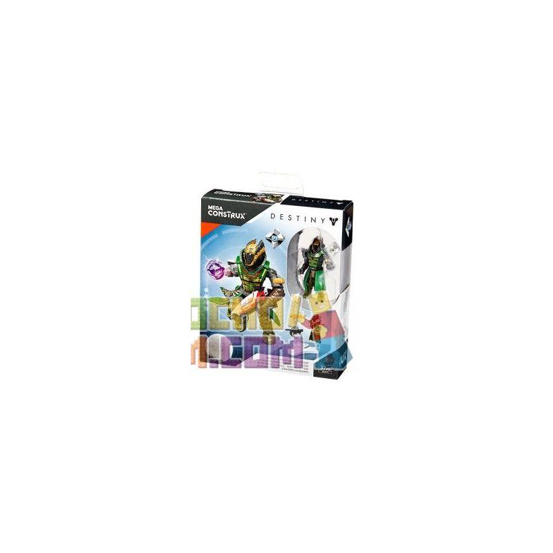 MEGA BLOKS DXD71 Xếp hình kiểu THE LEGO NINJAGO MOVIE Fate Warlock Hezen Lords Armory Armory Of Warlock Hezen Lords 37 khối