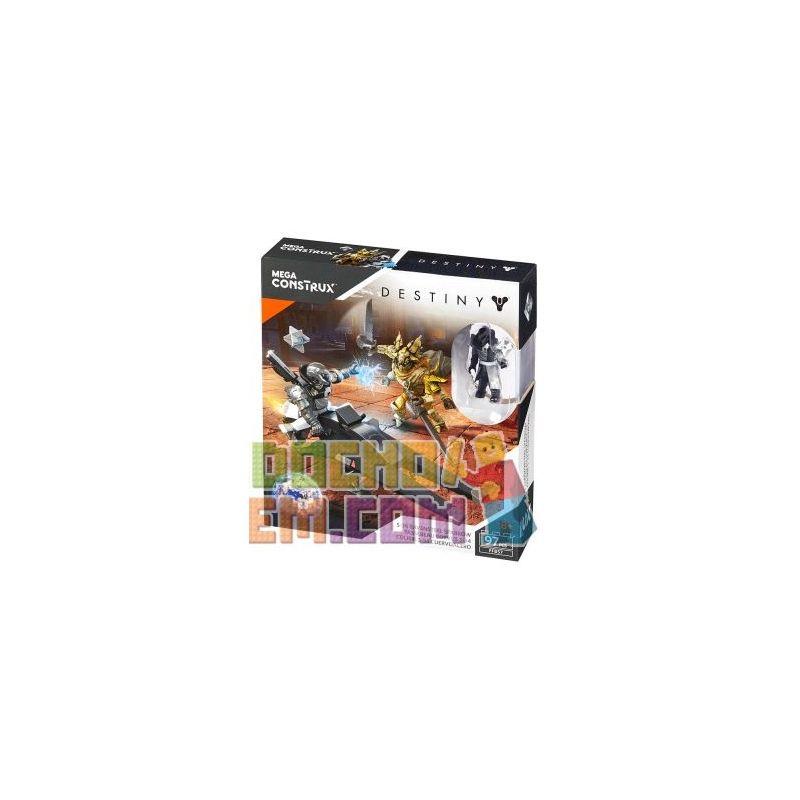 MEGA BLOKS FFB57 Xếp hình kiểu THE LEGO NINJAGO MOVIE Fate S-34 RAVENSTEEL Sparrow Speed 97 khối