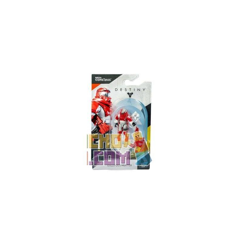 MEGA BLOKS FMK01 Xếp hình kiểu THE LEGO NINJAGO MOVIE Fate Kallipolis Hunter Thợ Săn Kallipolis 22 khối