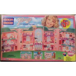 MEGA BLOKS 9401 Xếp hình kiểu Lego FRIENDS Dream House Fantasy House Ngôi Nhà Mơ ước 460 khối