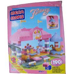 MEGA BLOKS 9403 Xếp hình kiểu Lego FRIENDS Birthday Party Tiệc Sinh Nhật 190 khối
