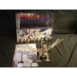 MEGA BLOKS 9884 Xếp hình kiểu Lego Ghost Dragon Rồng Ma 40 khối