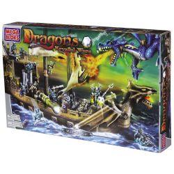 MEGA BLOKS 9895 Xếp hình kiểu Lego Man O' War Human War Chiến Tranh Trên Trái đất 250 khối