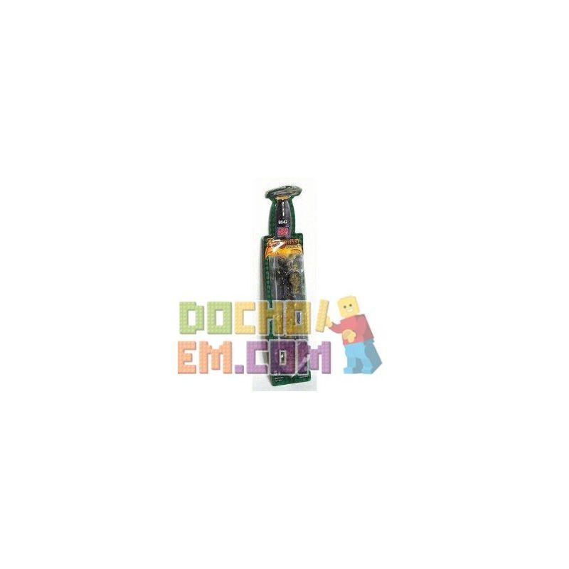MEGA BLOKS 9542 Xếp hình kiểu Lego Spiritus Guild Holy Spirit Hội Thánh Thần 6 khối