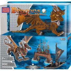 MEGA BLOKS 9652 Xếp hình kiểu Lego Sea Assault Ocean Attack Đại Dương Tấn Công 30 khối