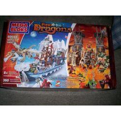 MEGA BLOKS 60044 Xếp hình kiểu Lego Battle Chest War Box Hộp Chiến Tranh 360 khối