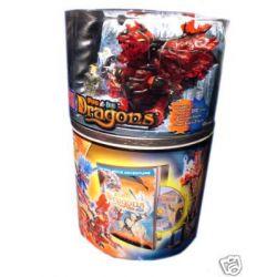 MEGA BLOKS 9828 Xếp hình kiểu Lego Fire & Ice Movie Edition Fire And Ice Movie Version Phiên Bản Phim Lửa Và Băng 60 khối