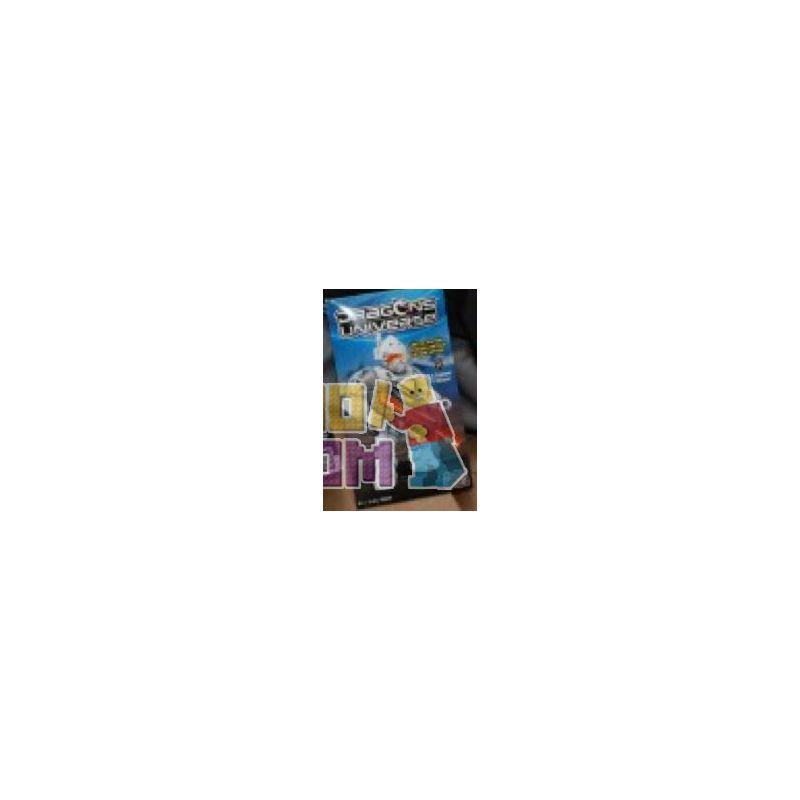 MEGA BLOKS 99626 Xếp hình kiểu Lego Captain Niveus Niveus Captain Thuyền Trưởng Niveus 9 khối