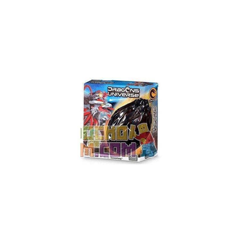 MEGA BLOKS 95132 Xếp hình kiểu Lego Venomfang Poisonous Nanh độc 23 khối