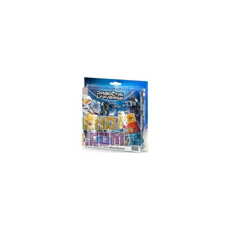MEGA BLOKS 95134U Xếp hình kiểu Lego Alliance Fig Pack Gói Hình Liên Minh 45 khối