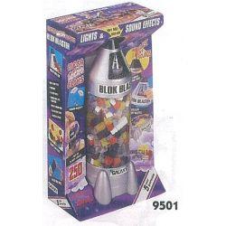 MEGA BLOKS 9501 Xếp hình kiểu Lego Blok-Blaster Blok-blaster. 250 khối