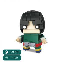 HSANHE 11002-4 SH 11002-4 Xếp hình kiểu Lego Magic Brick Naruto Fangtai Li Luke Fangtai Li Luke. 123 khối