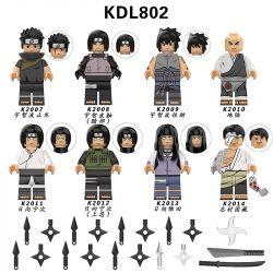 KDL K2007 2007 K2008 2008 K2009 2009 K2010 2010 K2011 2011 K2012 2012 K2013 2013 K2014 2014 802 Xếp hình kiểu Lego COLLECTABLE MINIFIGURES Hundreds Of People 8 Naruto Naruto. gồm 8 hộp nhỏ
