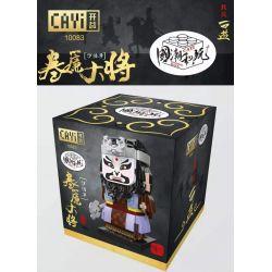 CAYI 10083 Xếp hình kiểu Lego CHINATOWN National Tide Qi Xiyou Roller Blind General Shakong Tưởng Nhớ Tây Du Ký