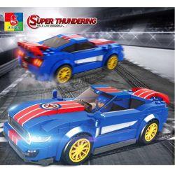 CHAOSHENG C0310-1 0310-1 C0310-2 0310-2 C0310-3 0310-3 C0310-4 0310-4 WOMA C0310-1 0310-1 C0310-2 0310-2 C0310-3 0310-3 C0310-4 0310-4 Xếp hình kiểu Lego SPEED CHAMPIONS Super Thundering Superhero Col