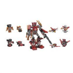 KRE-O A7307 7307 Xếp hình kiểu Lego Computron Calculate The King Vua Máy Tính 75 khối