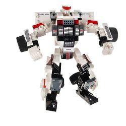 KRE-O 30690 Xếp hình kiểu Lego Prowl Police Car Xe Cảnh Sát 174 khối
