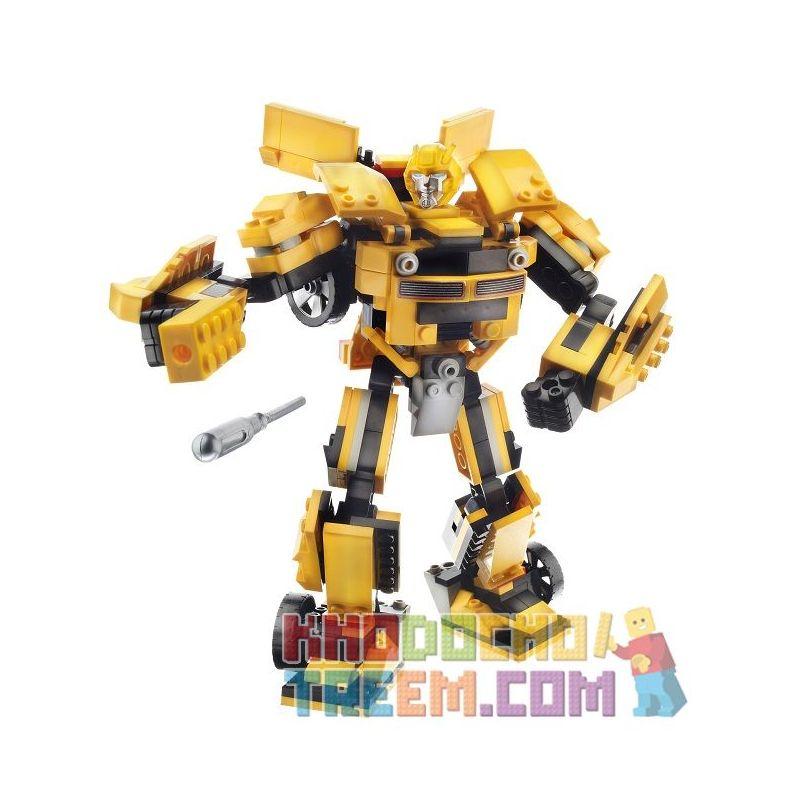 KRE-O 36421 Xếp hình kiểu Lego Bumblebee Con Ong 335 khối