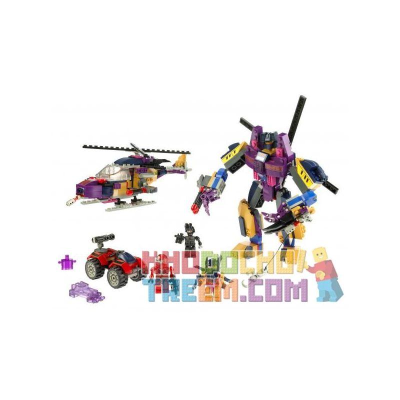 KRE-O 36959 Xếp hình kiểu Lego Rotor Rage (Vortex) Whirlwind Gió Lốc 217 khối