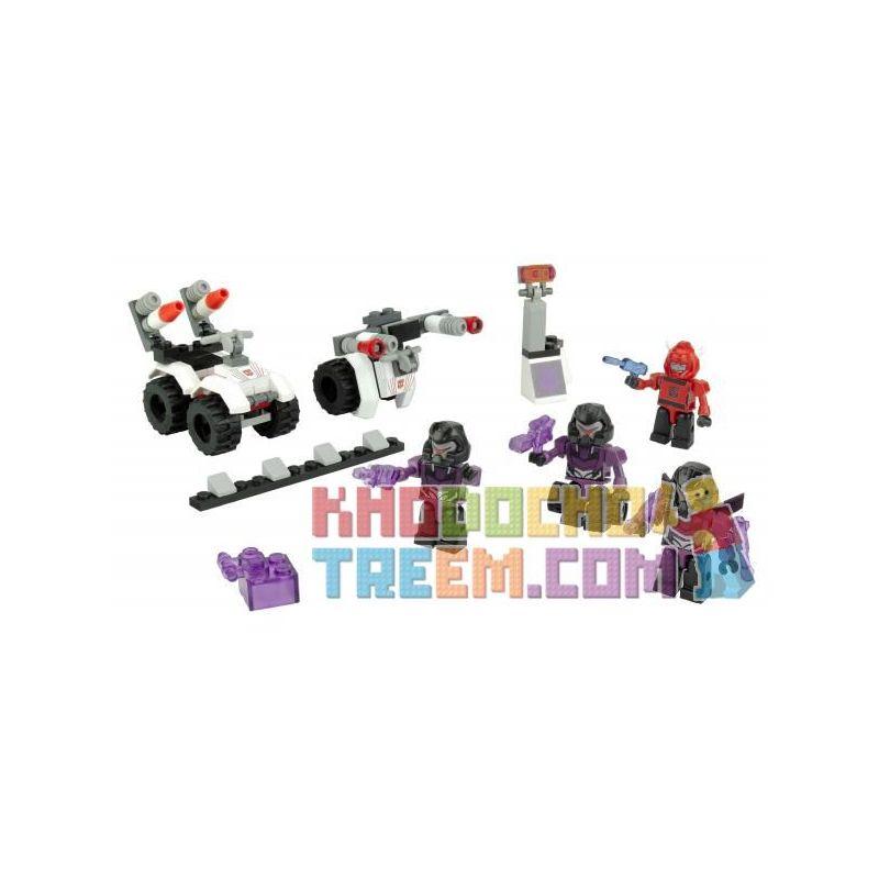 KRE-O 38781 Xếp hình kiểu Lego Decepticon Ambush Bawa Tiger Phục Kích Decepticon 80 khối