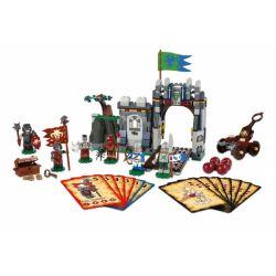 KRE-O A6739 6739 Xếp hình kiểu Lego GAMES Fortress Defence Dragon And Dungeon Fortress Defense Pháo đài Phòng Thủ 297 khối