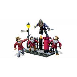 MEGA BLOKS DLC09 Xếp hình kiểu Lego Blighter's Gang Battalion Pack Assassin's Creed Mob Băng Nhóm Côn đồ 37 khối