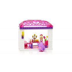MEGA BLOKS 84705 CND48 Xếp hình kiểu Lego FRIENDS Princess Tea Party Tiệc Trà Công Chúa 57 khối