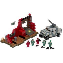 MEGA BLOKS 5511 Xếp hình kiểu Lego Laptop Recovery Take A Laptop Lấy Máy Tính Xách Tay 130 khối
