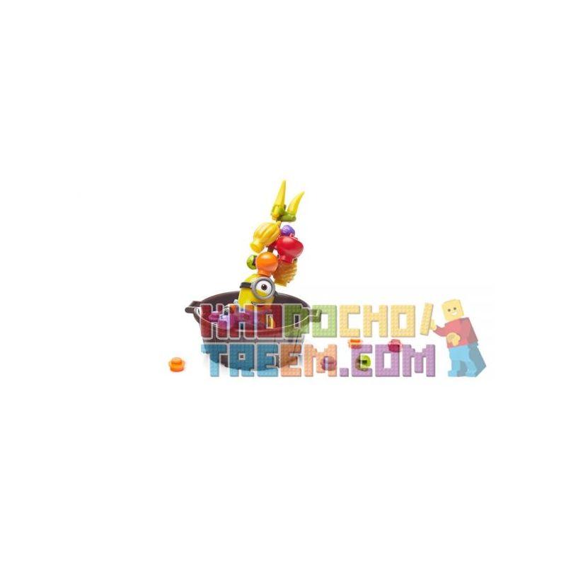 MEGA BLOKS DKY83 Xếp hình kiểu Lego Jelly Jiggle Jelly Jiggle. 37 khối